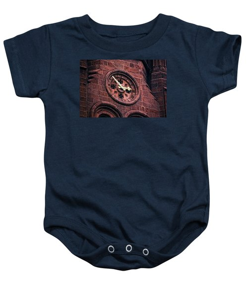 Two Fifty Three Baby Onesie by Christopher Holmes