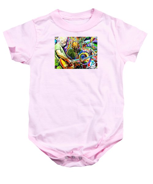 The Boys Of Summer Baby Onesie by Kevin J Cooper Artwork
