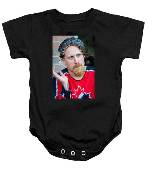 Teammates Baby Onesie by Steve Harrington