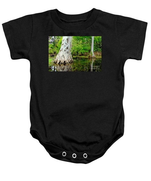 Backcountry Baby Onesie by Carey Chen