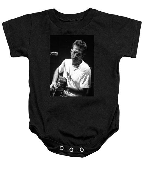 Eric Clapton 003 Baby Onesie by Timothy Bischoff