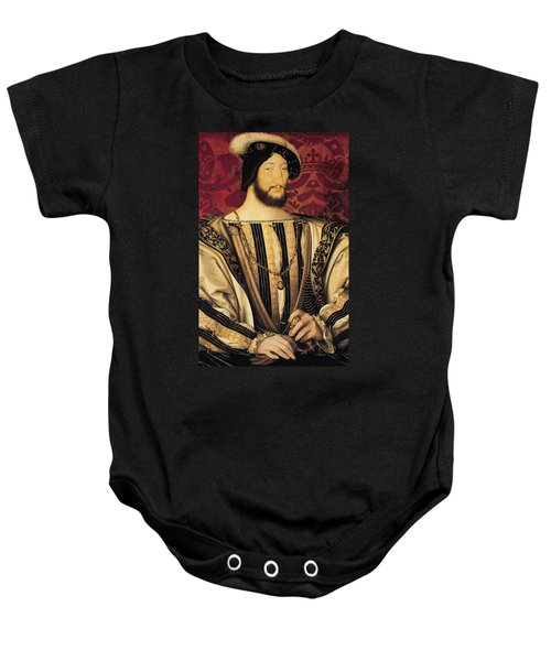 Francois I Baby Onesie by Jean Clouet