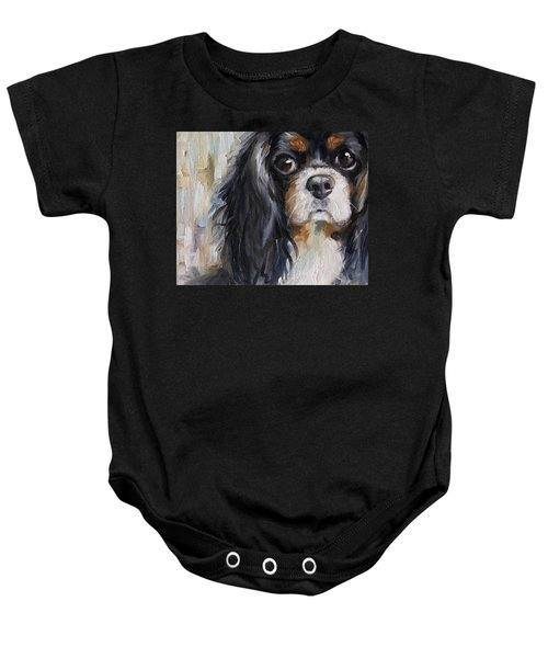 Love Baby Onesie by Mary Sparrow