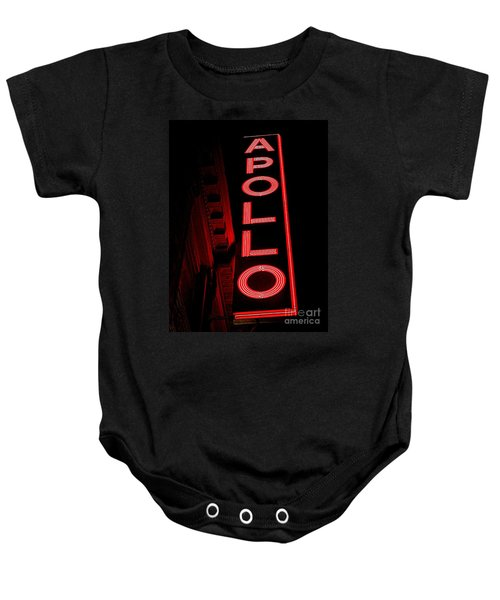 The Apollo Baby Onesie by Ed Weidman