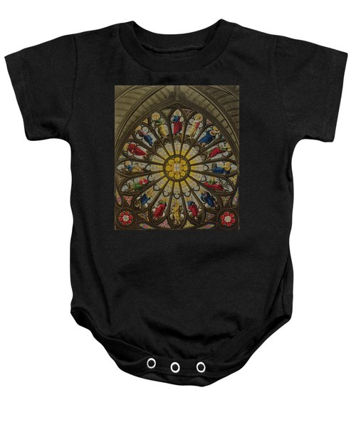 The North Window Baby Onesie by William Johnstone White