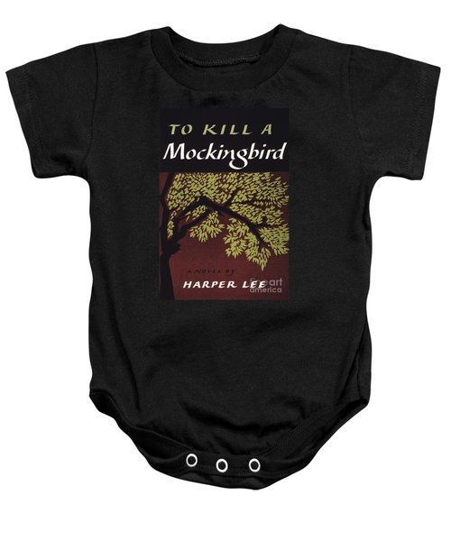 To Kill A Mockingbird, 1960 Baby Onesie by Granger