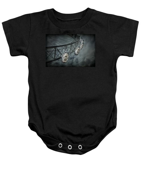 More Then Meets The Eye Baby Onesie by Evelina Kremsdorf