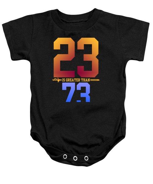 2373-2 Baby Onesie by Augen Baratbate