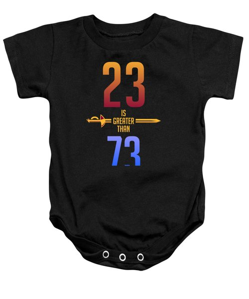 2373 Baby Onesie by Augen Baratbate
