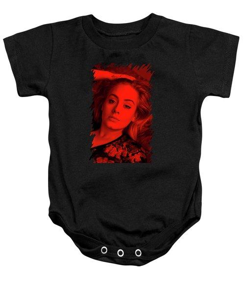 Adele - Celebrity Baby Onesie by Mona Jain