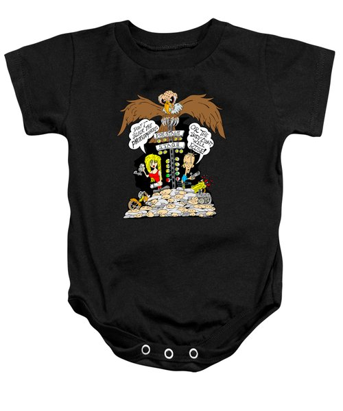 Bodycount By Jt Baby Onesie by Jack Norton