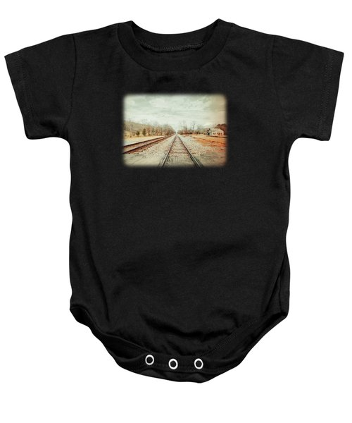 Col. Larmore's Link Baby Onesie by Anita Faye