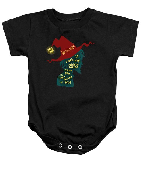 Discworld - Rincewind Baby Onesie by Sator