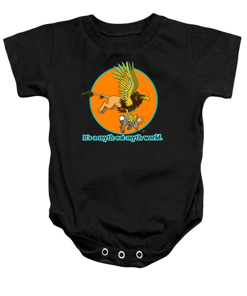 Mythhunter Baby Onesie by J L Meadows