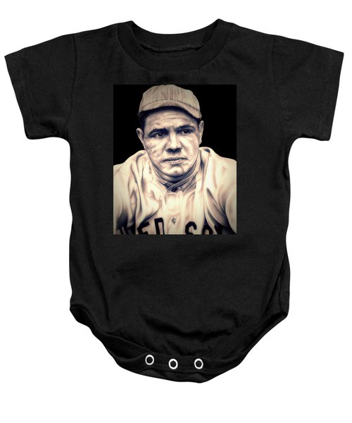 Ruth Baby Onesie by Fred Larucci