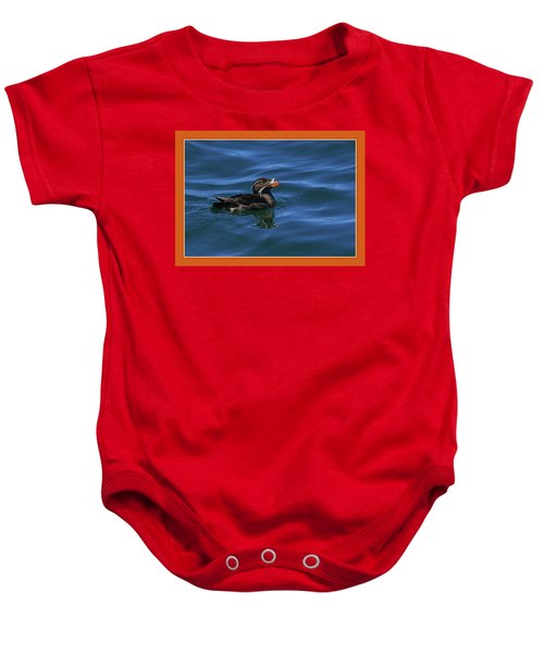 Rhinocerous Baby Onesie by BYETPhotography
