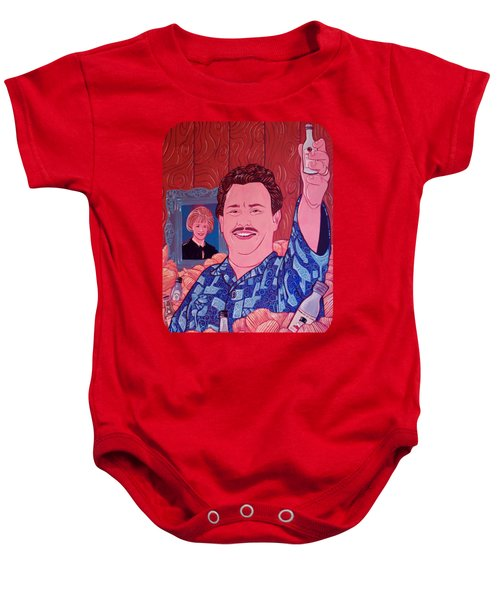 To The Women  Baby Onesie by Jason  Wright