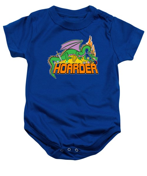 Hoarder Baby Onesie by J L Meadows