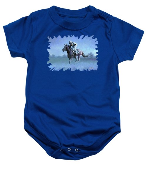 Road Test Baby Onesie by Anthony Mwangi