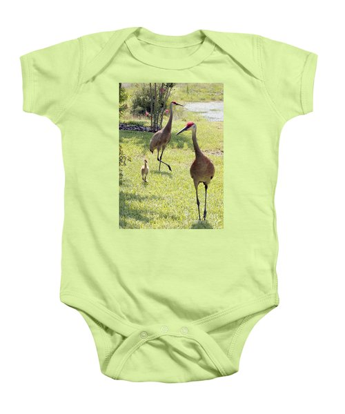 Looking For A Handout Baby Onesie by Carol Groenen
