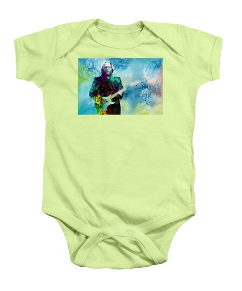 Tears In Heaven 2 Baby Onesie by Bekim Art