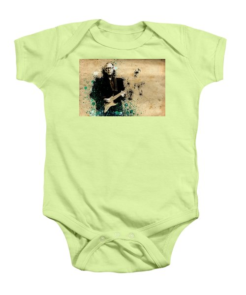Tears In Heaven Baby Onesie by Bekim Art
