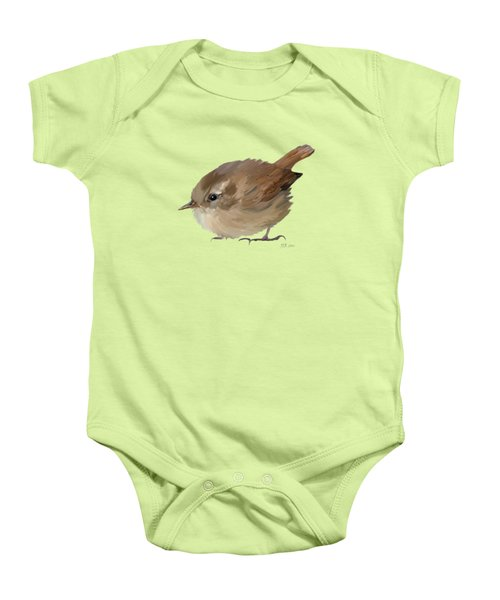 Wren Baby Onesie by Bamalam  Photography