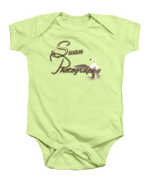 Logo Baby Onesie by Nancy Swan