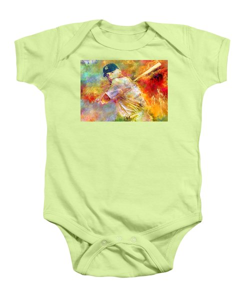 The Commerce Comet Baby Onesie by Mal Bray