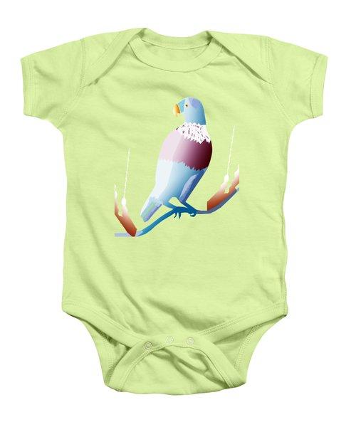 Wild Marina Baby Onesie by Thecla Correya