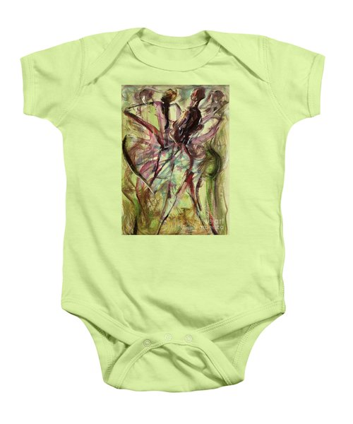 Windy Day Baby Onesie by Ikahl Beckford
