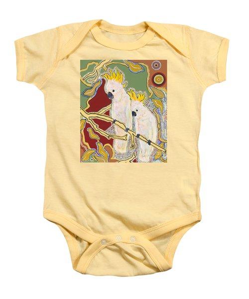 Sanctuary Baby Onesie by Pat Saunders-White