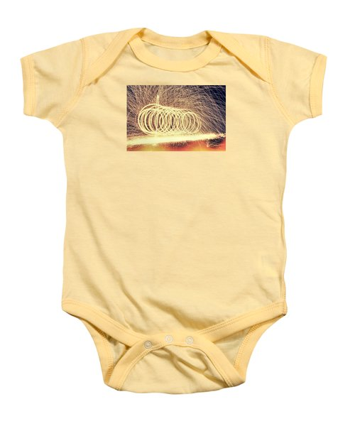 Sparks Baby Onesie by Dan Sproul