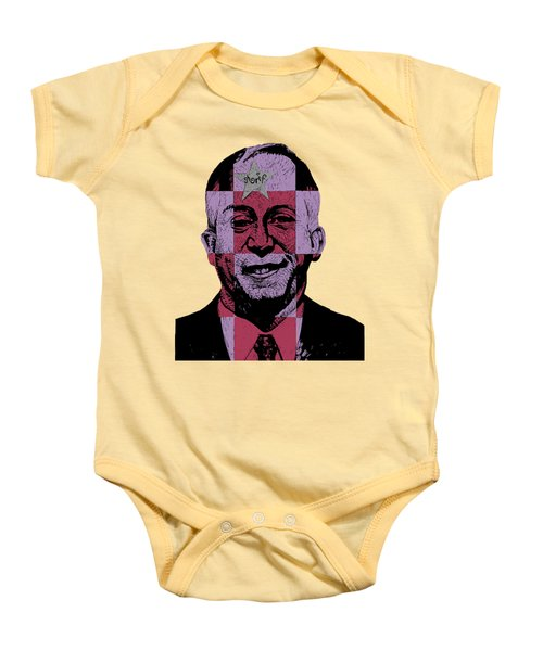 Smugshot Baby Onesie by Steve Hunter