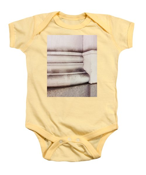 Column  Baby Onesie by Sandy Taylor
