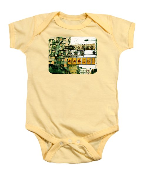 Hammer To Fall Baby Onesie by Ethna Gillespie