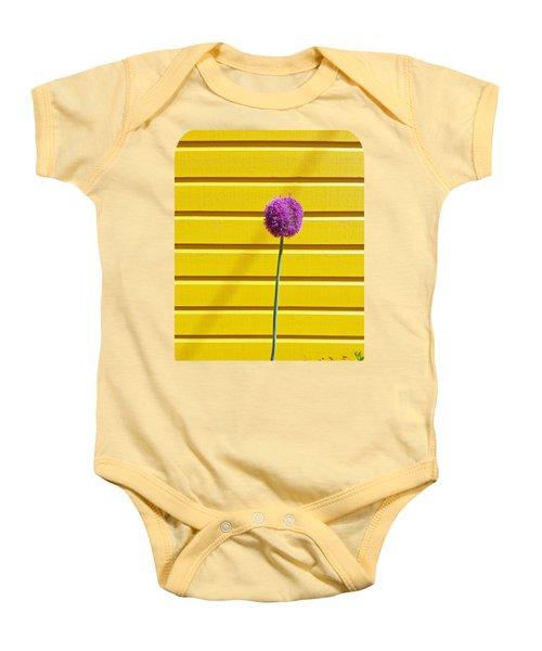 Lollipop Head Baby Onesie by Ethna Gillespie