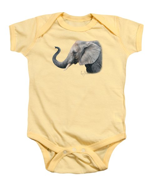 Lucky Baby Onesie by Lucie Bilodeau