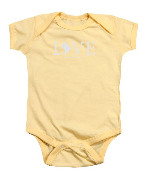 Ma Love Baby Onesie by Nancy Ingersoll