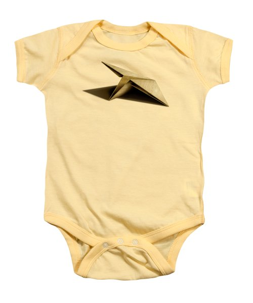 Paper Airplanes Of Wood 7 Baby Onesie by YoPedro
