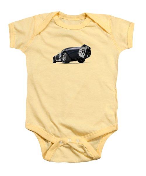 Shelby Daytona Baby Onesie by Douglas Pittman