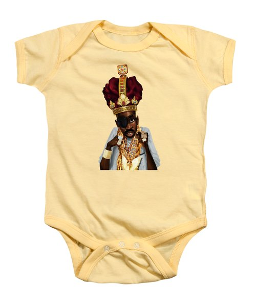 The Rula Baby Onesie by Nelson Dedos Garcia