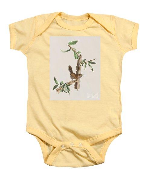 Wren Baby Onesie by John James Audubon