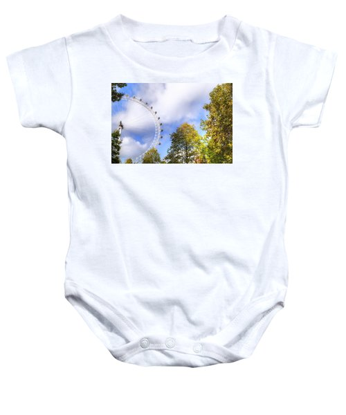 London Baby Onesie by Joana Kruse