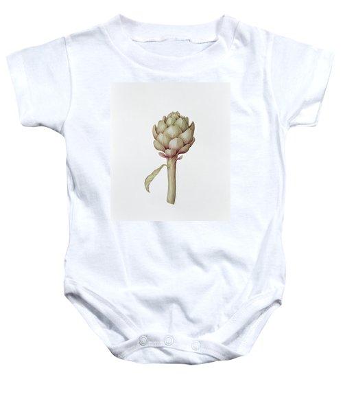 Artichoke Baby Onesie by Diana Everett