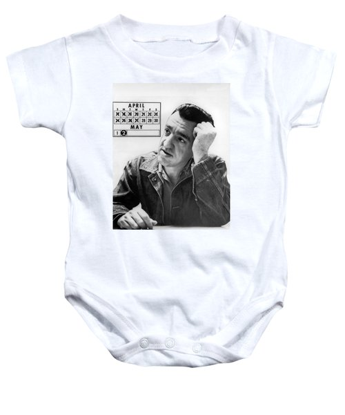 Caryl Chessman Baby Onesie by Underwood Archives