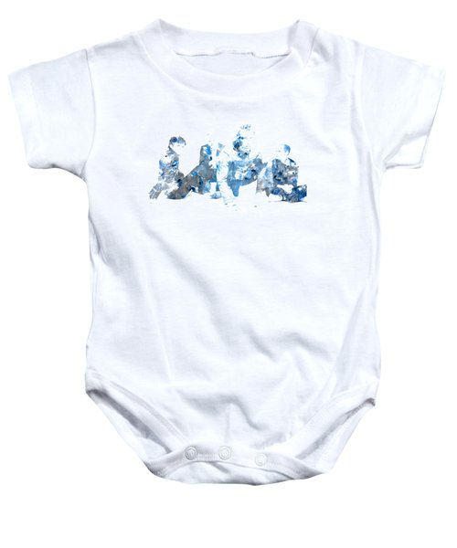 Coldplay Baby Onesie by Brian Reaves