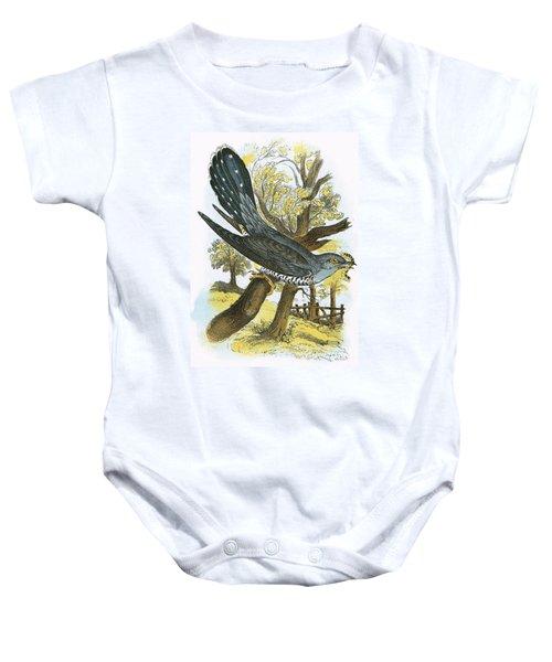 Cuckoo Baby Onesie by English School