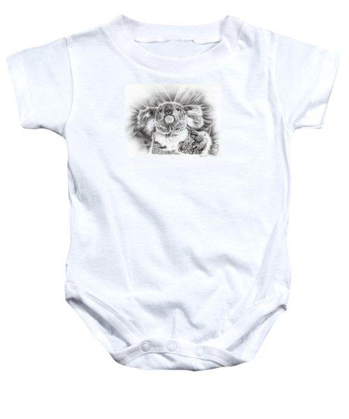 Koala Roto Princess Baby Onesie by Remrov