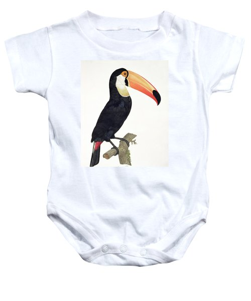 Toucan Baby Onesie by Jacques Barraband